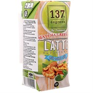 Sữa óc chó 137 Degrees hương Trà xanh hộp 180ml
