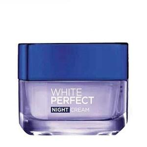 Kem dưỡng trắng da ban đêm L'Oreal White Perfect 50ml