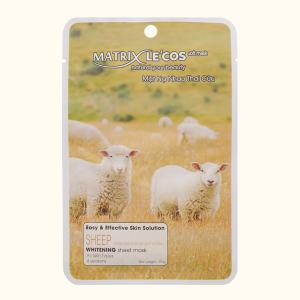 Mặt nạ nhau thai cừu Matrix Le'cos 30g