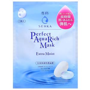 Mặt nạ Senka Perfect Aqua Rich giàu ẩm 25ml