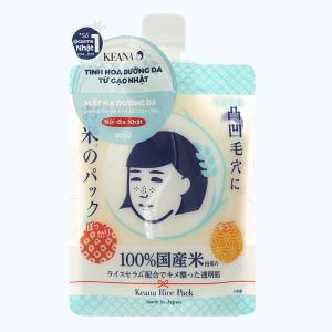 Mặt nạ cám gạo Keana Rice 170g