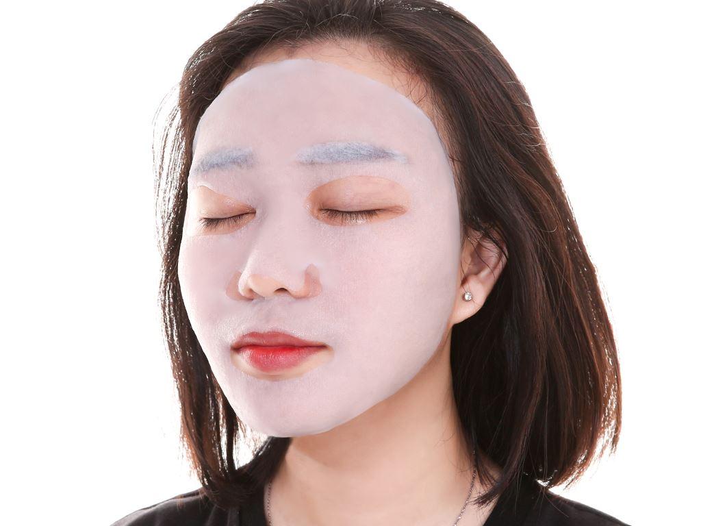 Mặt nạ dưỡng da tinh chất hyaluronic Hani Hani 25ml 4