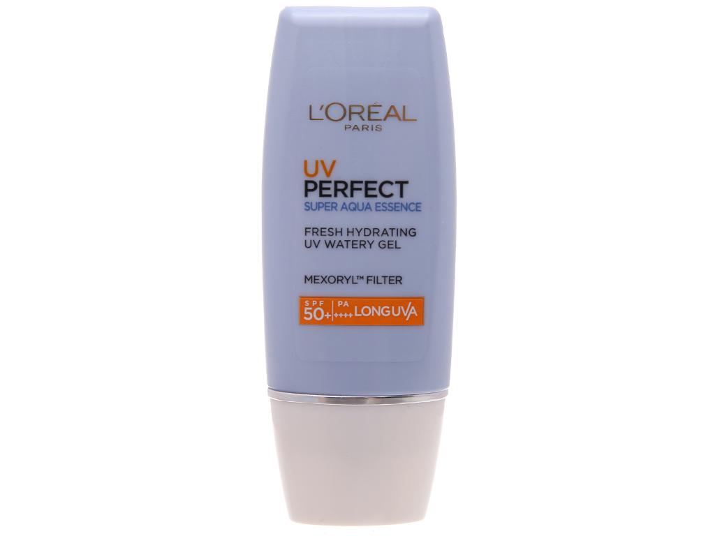 Kem chống nắng L'Oréal dưỡng ẩm SPF 50/PA++++ 30ml 3