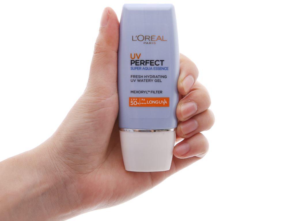 Kem chống nắng L'Oréal dưỡng ẩm SPF 50/PA++++ 30ml 5