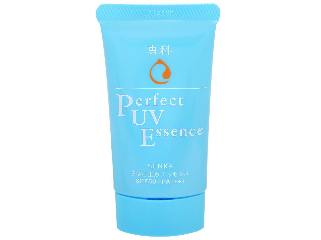 Chống nắng Senka Perfect UV Essence SPF 50+/PA++++ 50g 3