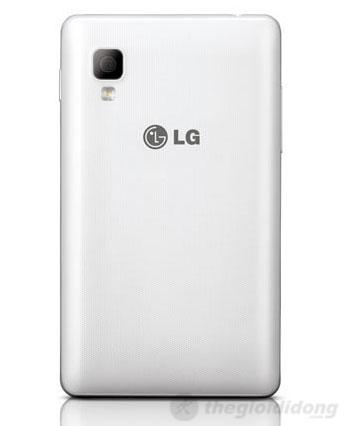 Camera 3.15MP ở mặt sau của LG Optimus L4 II E440