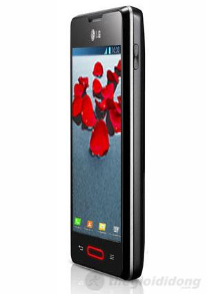 LG Optimus L4 II E440 hỗ trợ đầy đủ kết nối mạng