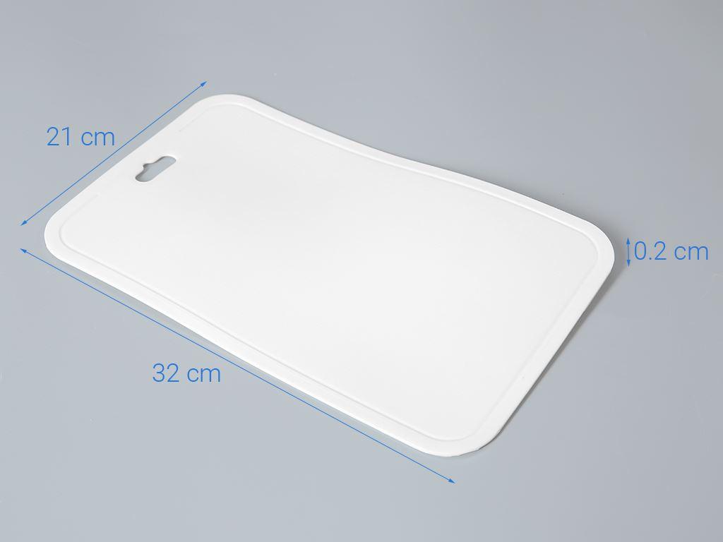 Thớt nhựa đa năng 32cm Tự Lập 5