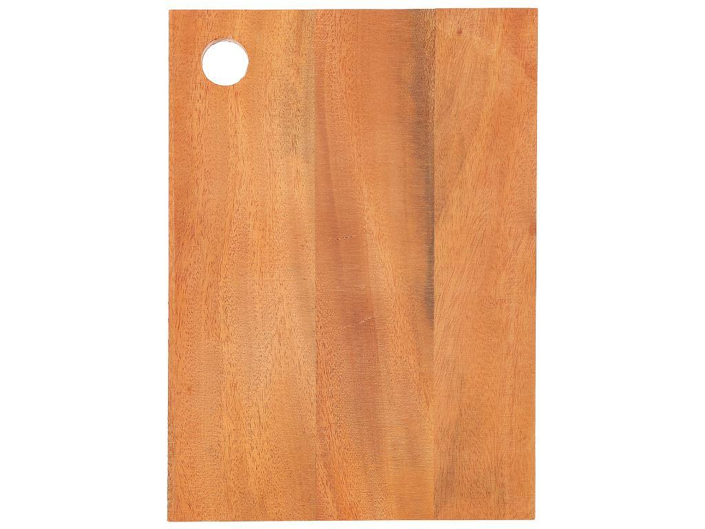 Thớt gỗ xà cừ 29cm Thanh Điền 1