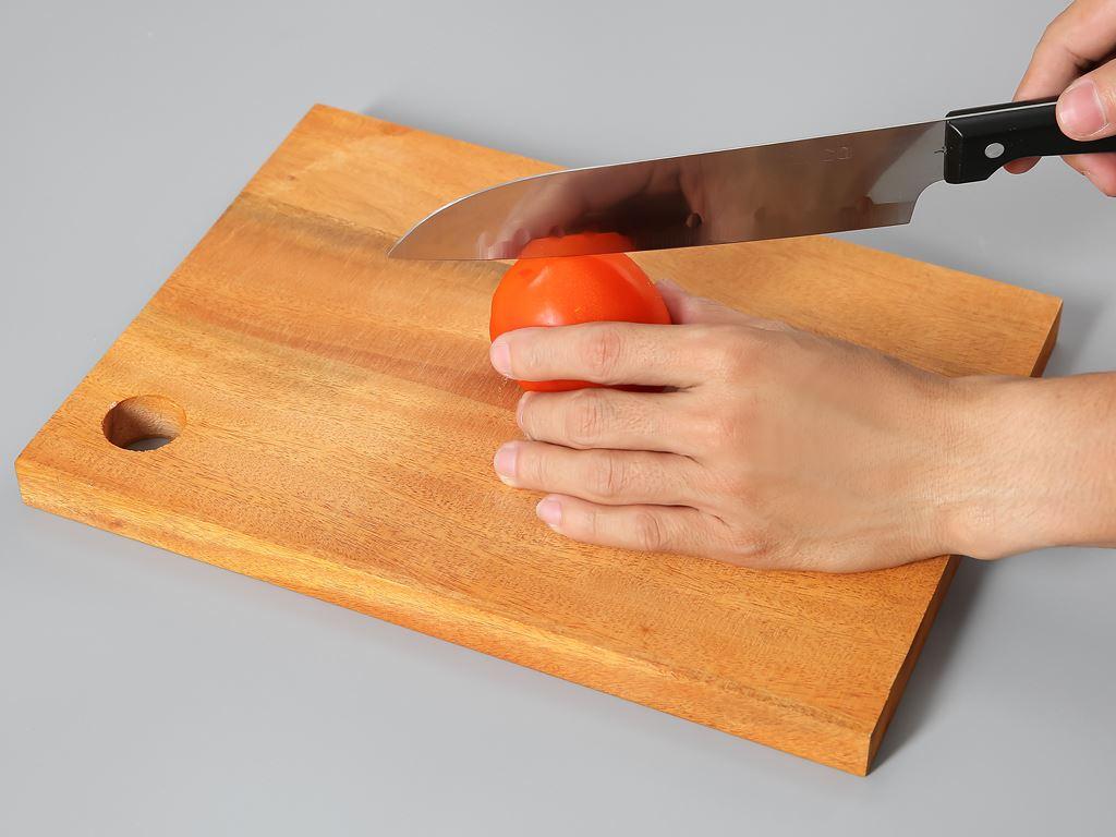 Thớt gỗ xà cừ 29cm Thanh Điền 3