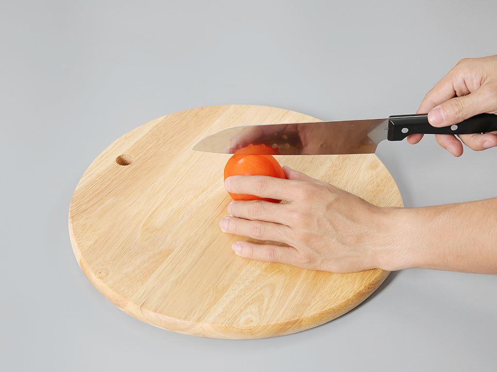 Thớt gỗ tròn 29cm Ichigo IG-7424 3