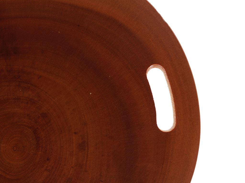Thớt gỗ xà cừ 30cm Ichigo IG-7028 3