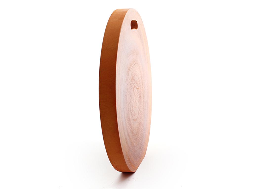 Thớt gỗ xà cừ 30cm Ichigo IG-7028 4