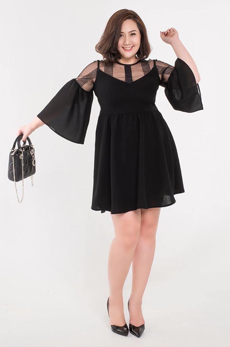 Nên lựa chọn quần áo tối màu