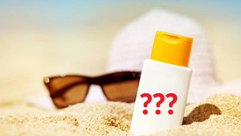 Cách phân biệt kem chống nắng vật lý