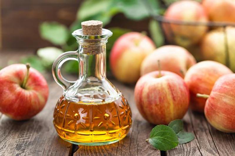 3. Toner giấm táo