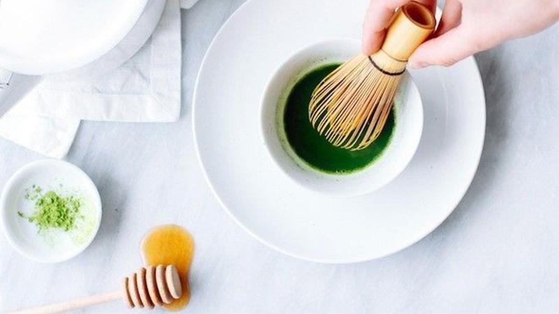 Mặt nạ trà xanh mật ong bí quyết cho làn da trắng hồng