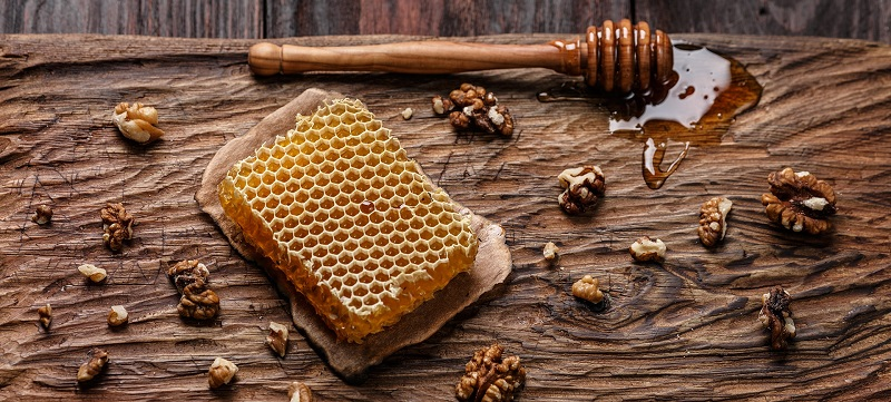 mat na khoai tay mat ong