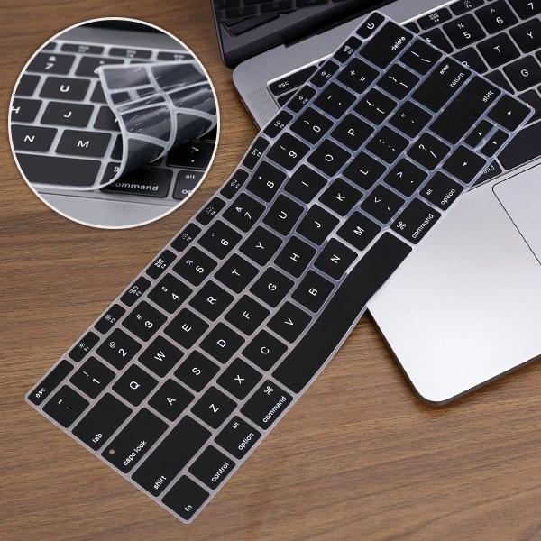 Miếng lót bàn phím Mac 12 inch Meeker Đen