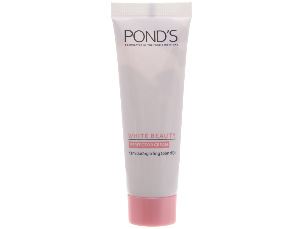 Kem dưỡng trắng toàn diện trắng hồng rạng rỡ Pond's White Beauty 25g 3