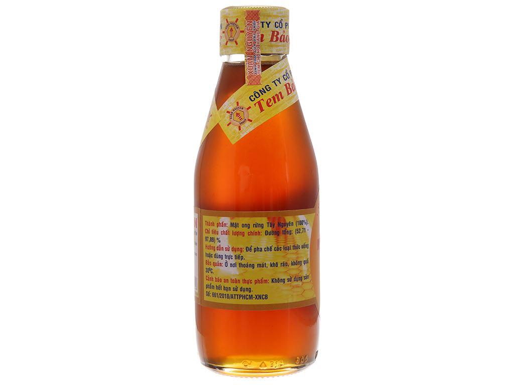 Mật ong Tây Nguyên Xuân Nguyên chai 200ml 2