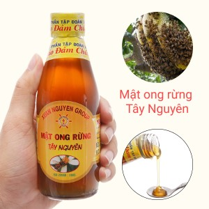 Mật ong Tây Nguyên Xuân Nguyên chai 200ml