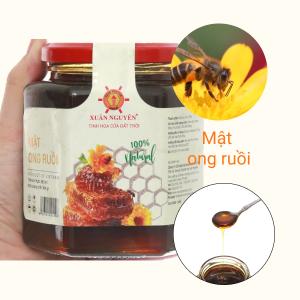Mật ong ruồi Xuân Nguyên hũ 360ml