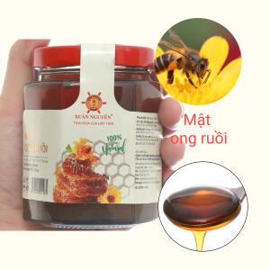 Mật ong ruồi Xuân Nguyên hũ 160ml