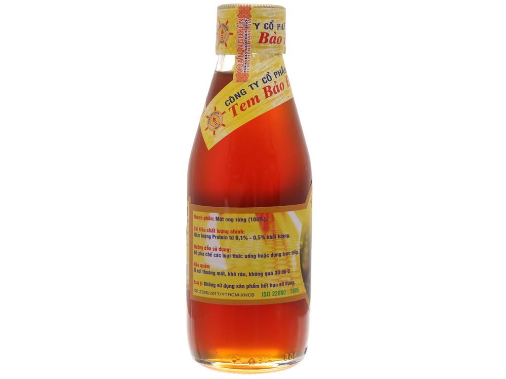 Mật ong rừng U Minh Xuân Nguyên chai 200ml 3