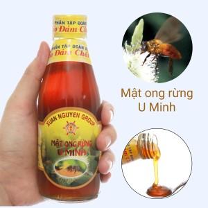 Mật ong rừng U Minh Xuân Nguyên chai 200ml
