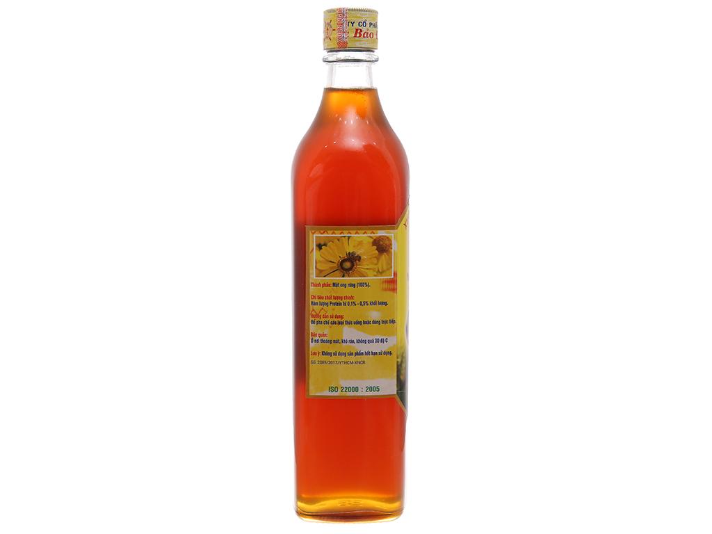 Mật ong rừng U Minh Xuân Nguyên chai 500ml 2