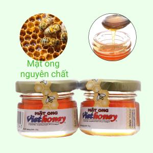 Mật ong Viethoney lốc 30g x 2 hũ