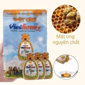 Mật ong Viethoney gói 5g x 40 gói