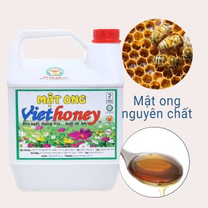 Mật ong Viethoney can 5 kg