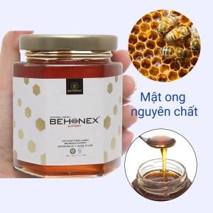 Mật ong thiên nhiên Behonex hũ 180ml