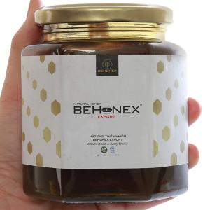 Mật ong thiên nhiên Behonex hũ 380ml