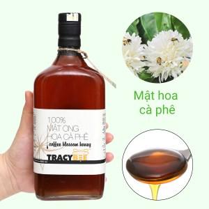 Mật ong hoa cà phê TracyBee chai 600ml