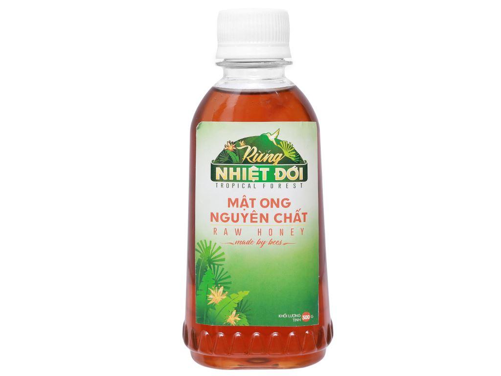 Mật ong nhiệt đới Honimore chai 300g 1