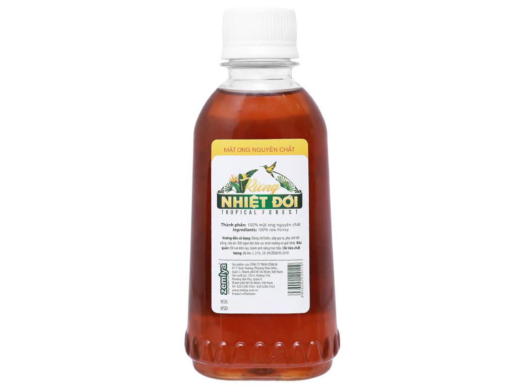Mật ong nhiệt đới Honimore chai 300g 2