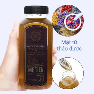 Mật ong chín Honimore Mẹ Tiên chai 500g