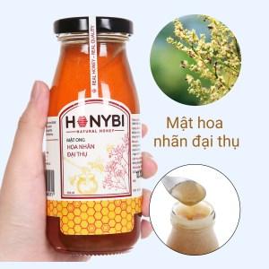 Mật ong hoa nhãn đại thụ Honybi hũ 250ml