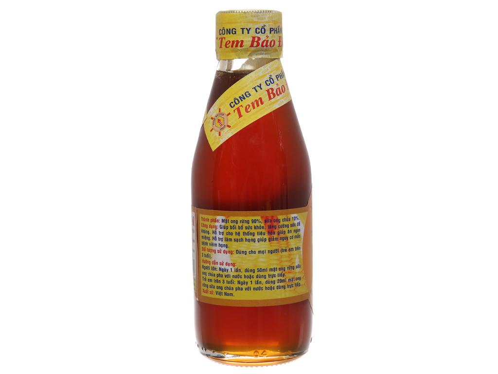 Mật ong rừng sữa ong chúa Xuân Nguyên chai 200ml 3