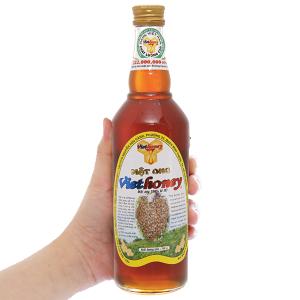 Mật ong Viethoney chai 700g