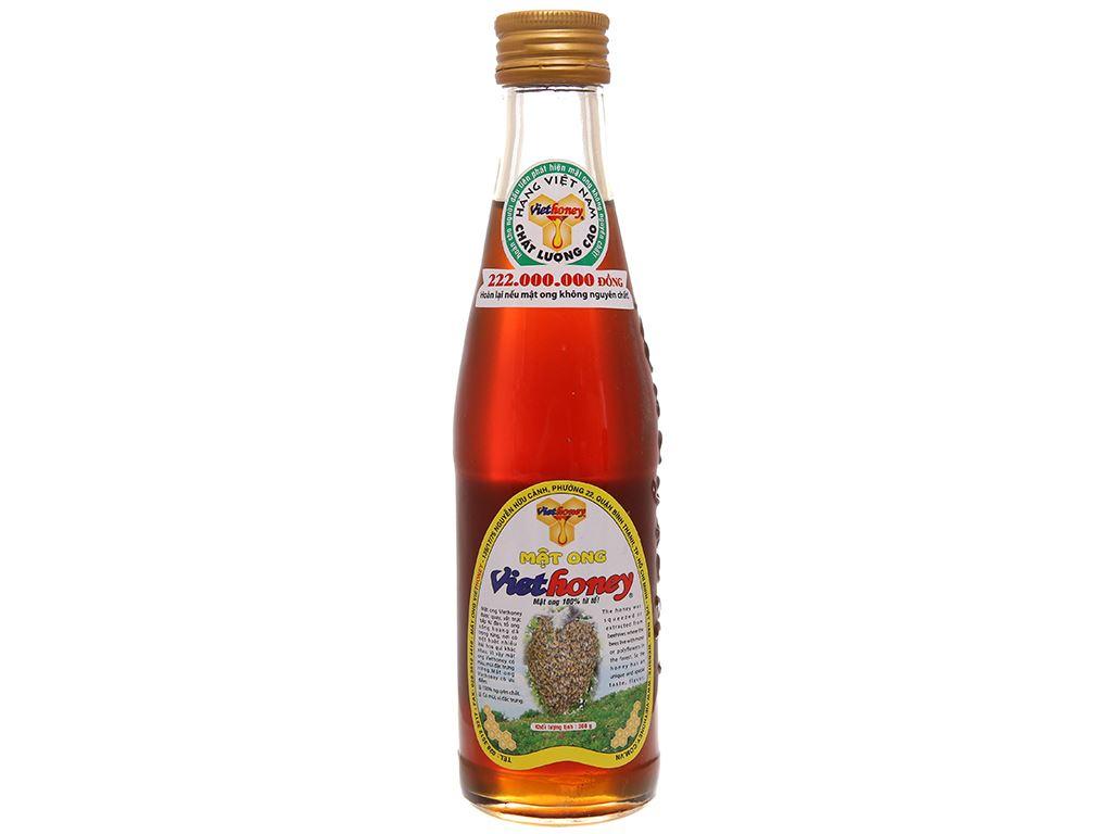 Mật ong rừng Viethoney chai 300g 1