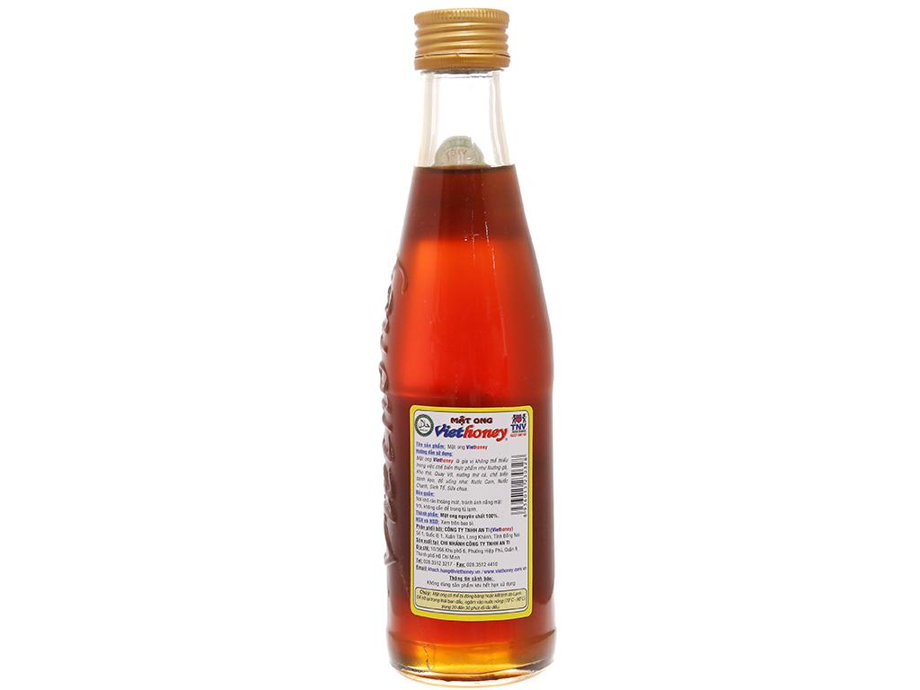 Mật ong rừng Viethoney chai 300g 2