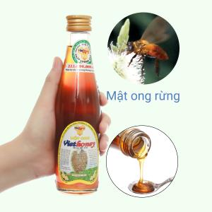 Mật ong rừng Viethoney chai 300g