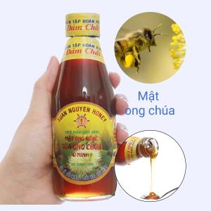 Mật ong rừng sữa ong chúa U Minh Xuân Nguyên chai 200ml