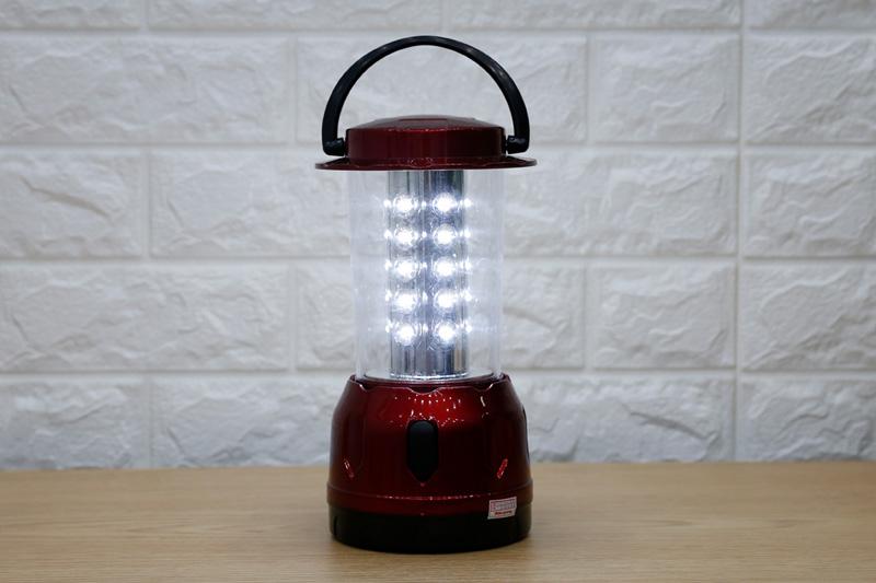 Ánh sáng tốt, an toàn cho mắt - Đèn sạc ĐQ PRL01 02765