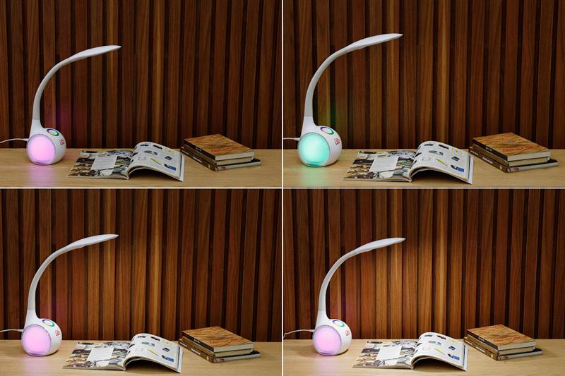 Tích hợp đèn ngủ - Đèn bàn ĐQ LDL06 5W