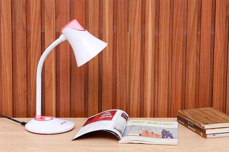 Đèn bàn học Điện Quang DKL15 - kiểu dáng trang nhã